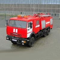 Первые пожарные депо появятся в поселках Киевский и Михайлово-Ярцевское в декабре