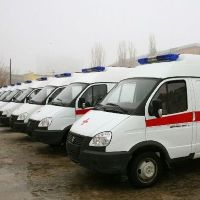Подстанция «Скорой помощи» Троицкий округ