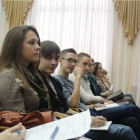 Молодёжь Троицкого округа