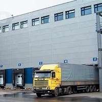 Строительство крупного логистического центра  в поселении Первомайское завершится в конце 2016 года