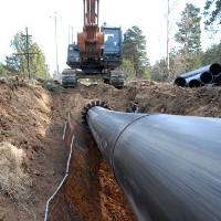 В поселок Певчее Троицкого административного округа придут газ и вода