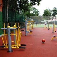 Возле школы в Ивановском установят игровой комплекс и тренажёр