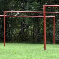 В Троицком округе обустроят площадки для сушки белья