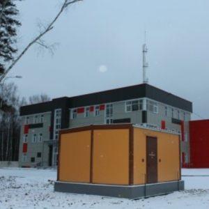 В Троицком округе завершено строительство трех пожарных депо