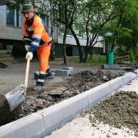 Работы по ремонту двора планируют провести в поселении Вороновское