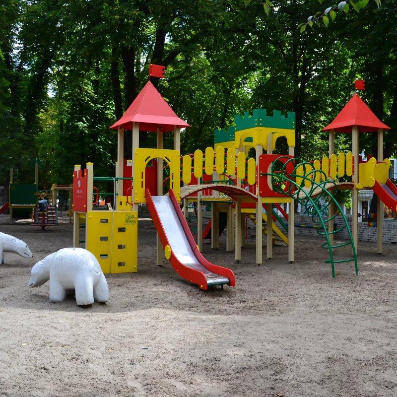 Новые спортивные и детские площадки в девяти деревнях Троицкого округа откроют в 2019 году