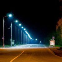 Фонари - Новые осветительные опоры установят в Первомайском