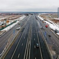 Благодаря строительству станции «Троицк» разгрузка Калужского шоссе может составить до 26%